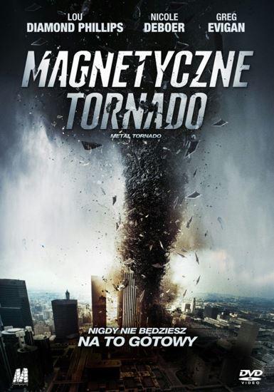 Magnetyczne tornado / Metal Tornado (2011) PL.BRRip.XviD-GR4PE   Lektor PL
