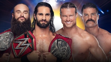 Raw Tag Team
