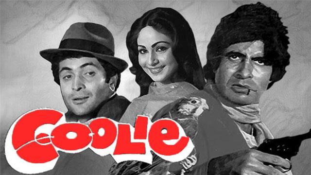 Coolie movie
