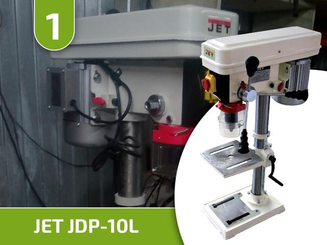 JET JDP-10L