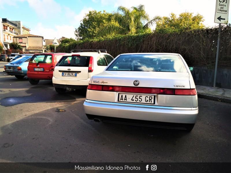 avvistamenti auto storiche - Pagina 40 Alfa-Romeo-164-Super-Twin-Spark-2-0-144cv-94-AA455-GR-209-633-7-1-2020-2