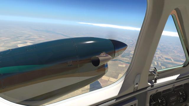 Car B200 King Air 20
