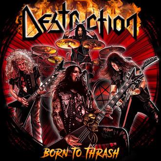 Destruction - Born to Thrash (Live in Germany) (2020) mp3 320 kbps