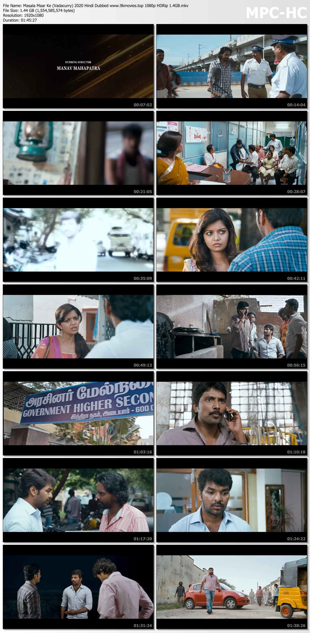 Masala Maar Ke - Vadacurry bingtorrent Screen shots