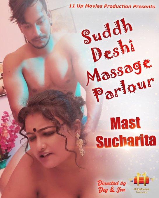 Suddh Desi Massage Parlour 2020 S01E01 Hindi 11Upmovies Web Series 720p HDRip 300MB Download