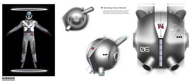 Nissan « GT-R(X) 2050 » : Le Projet D'un Stagiaire Devient Réalité 13-Nissan-JB-Choi-Final-08-DEC2020-9-source