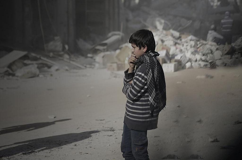 Наш вклад в общее дело - Поддержка детей в Сирии