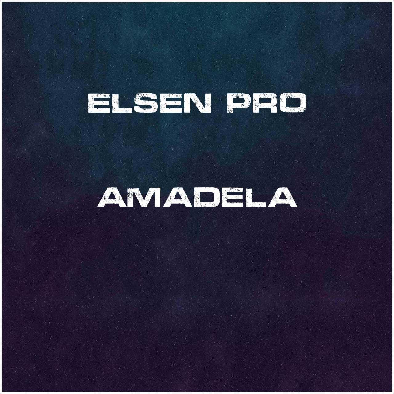 دانلود آهنگ جدید Elsen Pro به نام Amadela