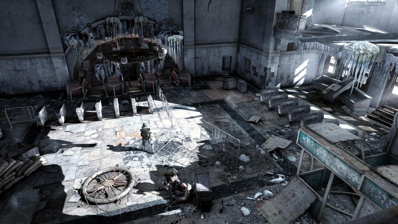 Скриншот Metro 2033 - Redux [Update 7] (2014) RePack от xatab скачать торрент бесплатно