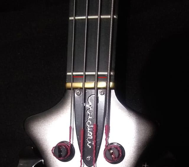 Projeto de baixo na Guidini Guitars (cancelado pela luthieria) - Página 2 Space