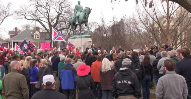 General-Lee-Statue-Protest