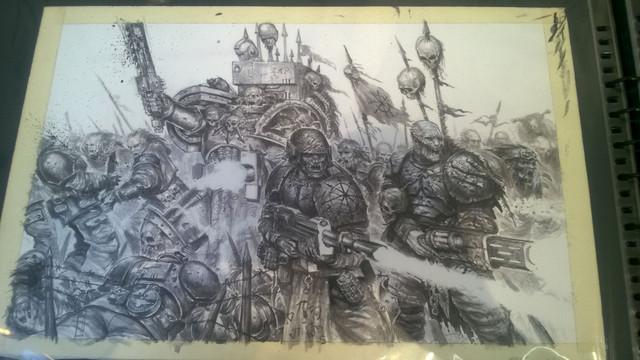 Galerie Daniel Maghen [originaux Warhammer Battle & 40K] 11