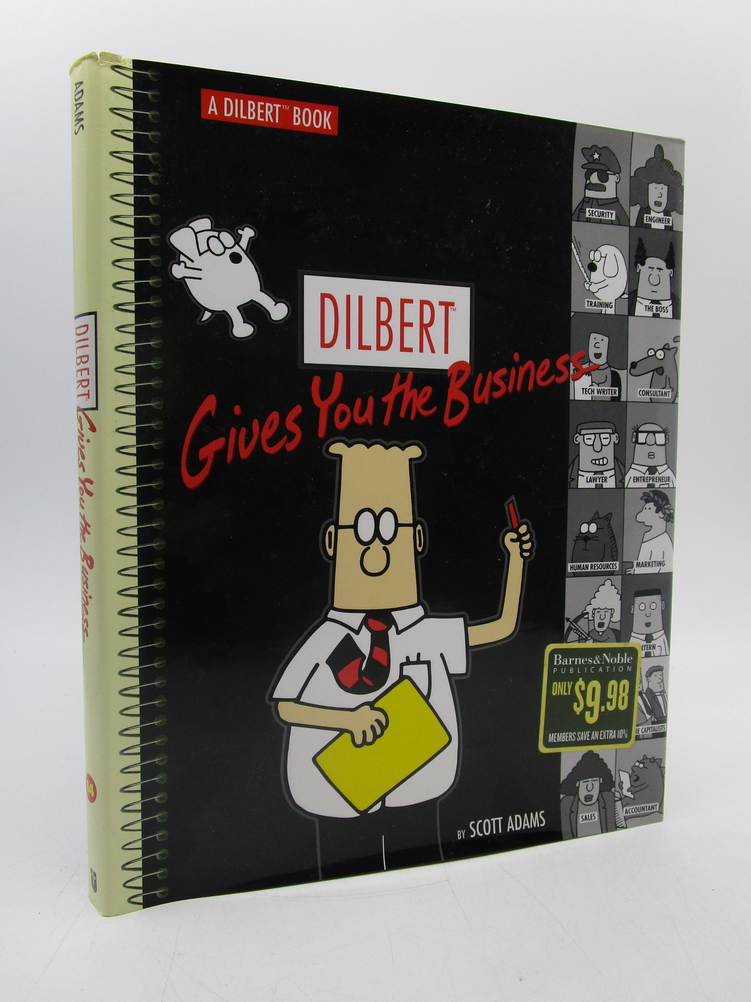 Image for Dilbert Gives You the Business