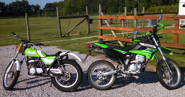 KT-compare-to-KLX