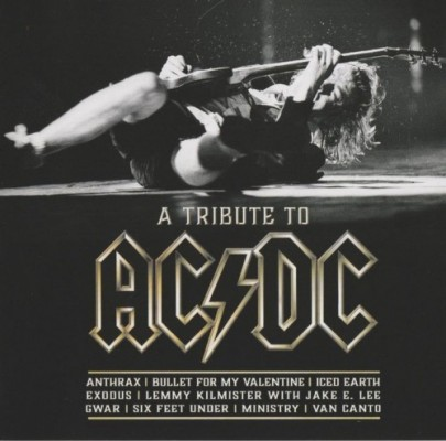 A Tribute to AC/DC (2019) mp3 320 kbps