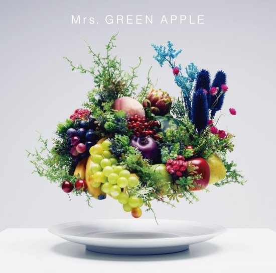 [Album] Mrs. GREEN APPLE – Variety