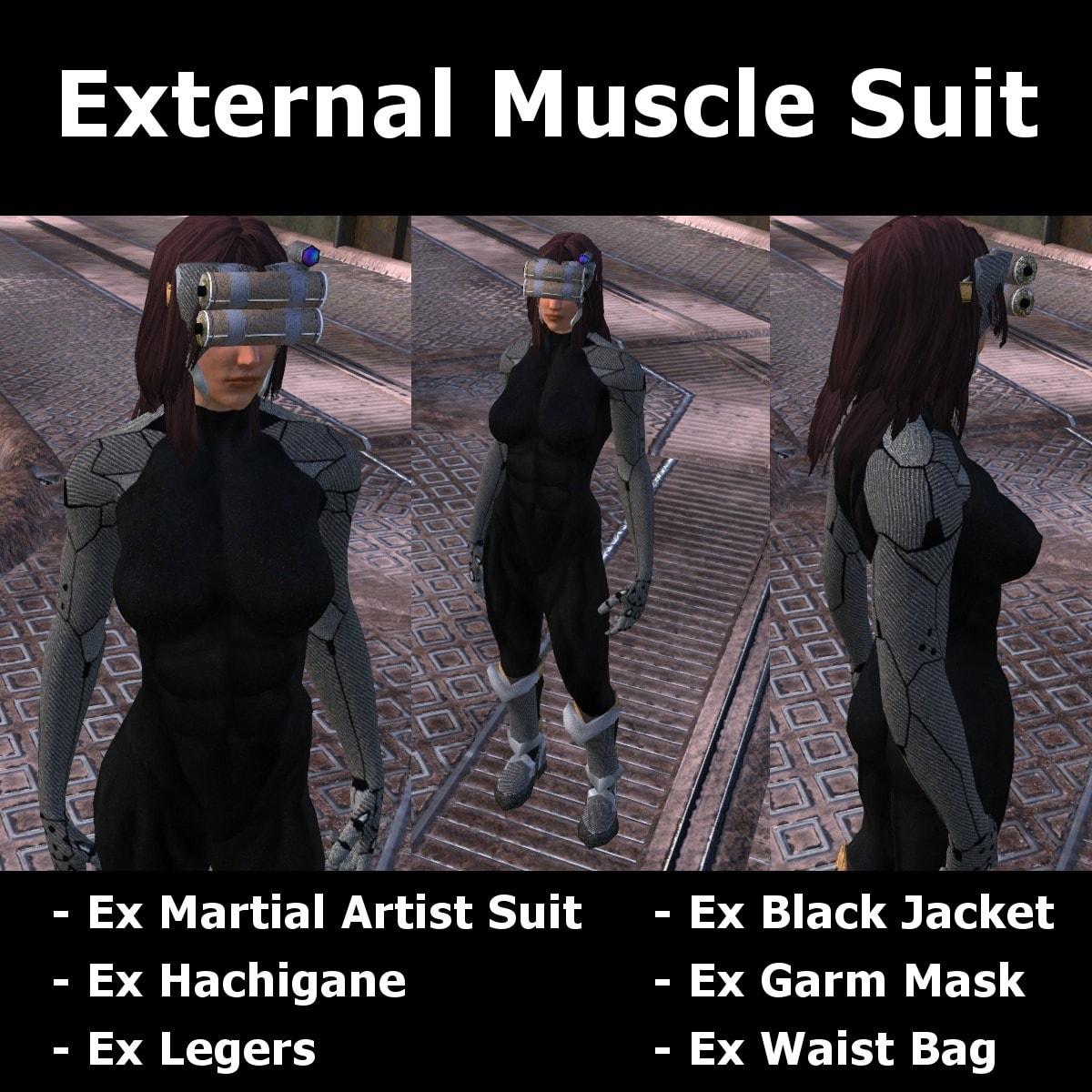 External Muscle Suit (RU)