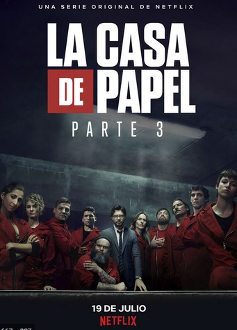 Money Heist Season 3 (2019) [West Series]