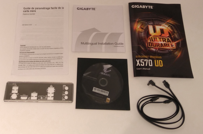 gigabyte x570 ud 07 - Testers Keepers: GIGABYTE X570 UD