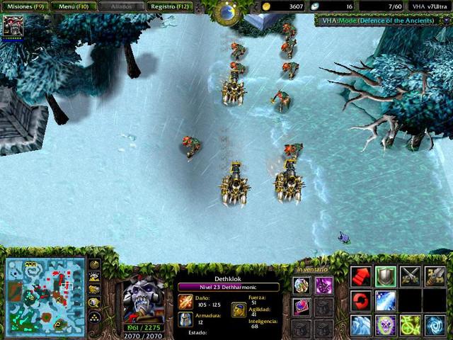 war3-Dota2
