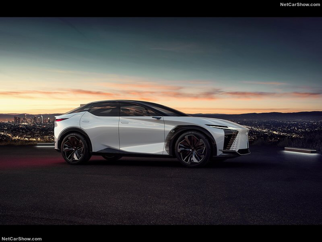 2021 - [Lexus] LF-Z Electrified Concept  F1867-A69-EE13-4-A37-B813-FCF849-A080-B3