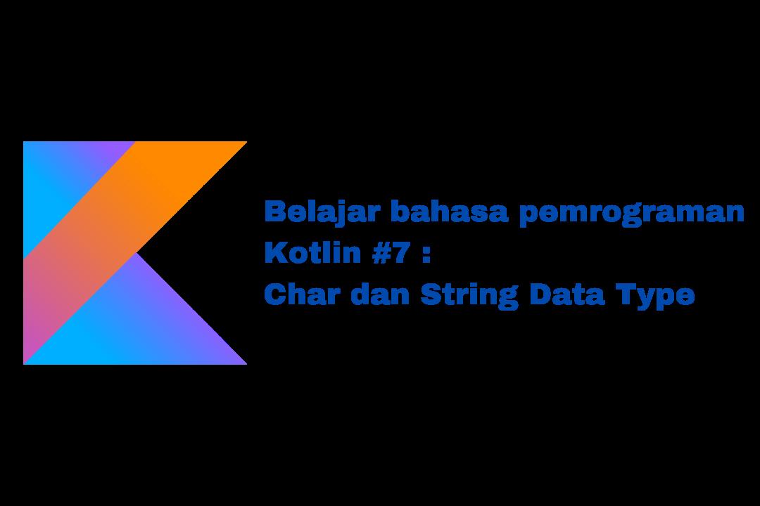 kotlin text data type