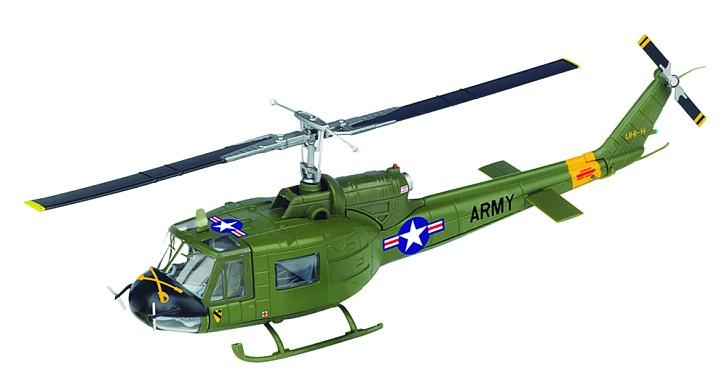 Военные Вертолеты №3 - UH-1 Iroquois
