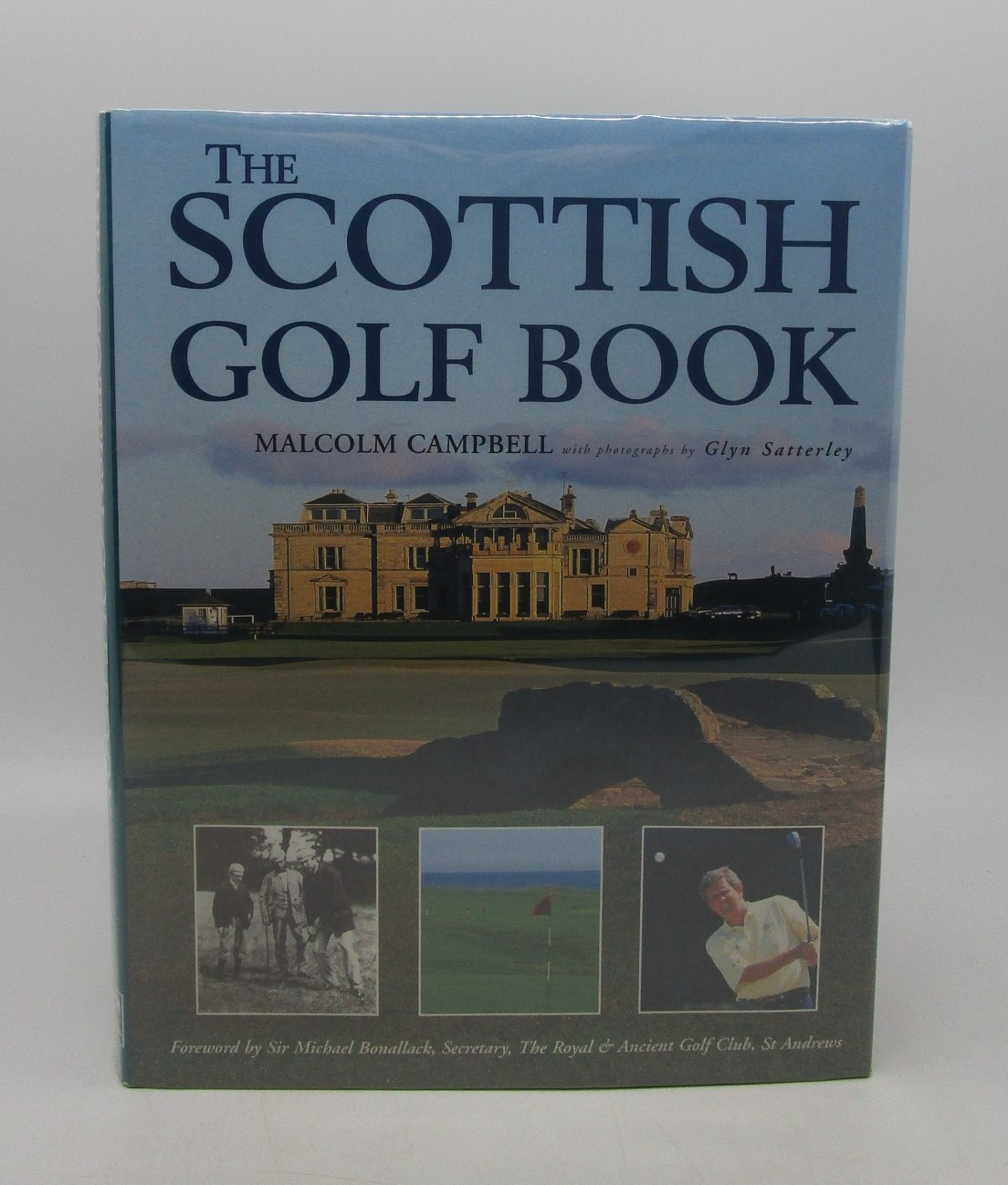 Image for The Scottish Golf Book