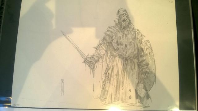 Galerie Daniel Maghen [originaux Warhammer Battle & 40K] 32
