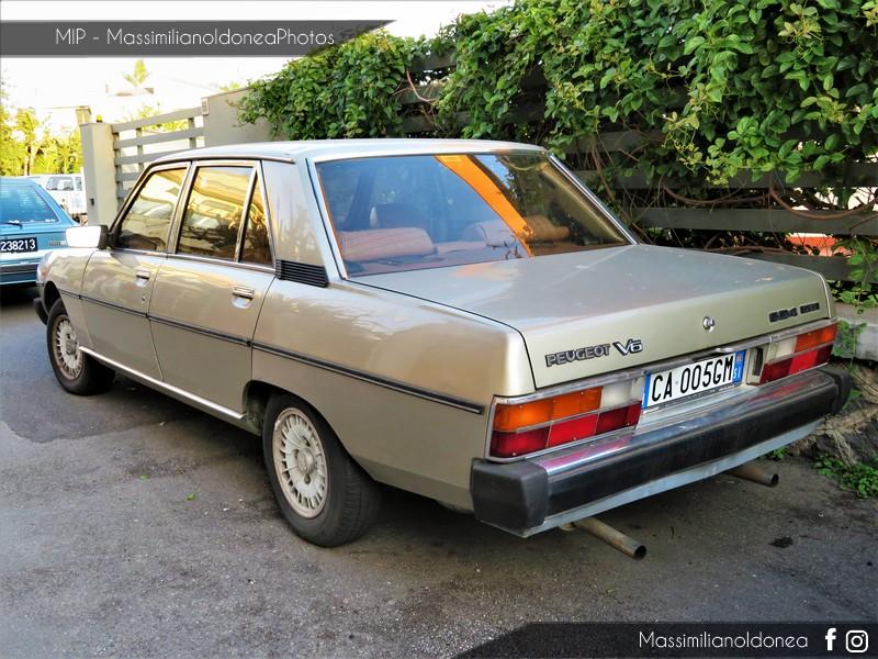 avvistamenti auto storiche - Pagina 11 Peugeot-604-STI-V6-Automatica-2-7-145cv-CA005-GM-159-176-6-9-2017-4