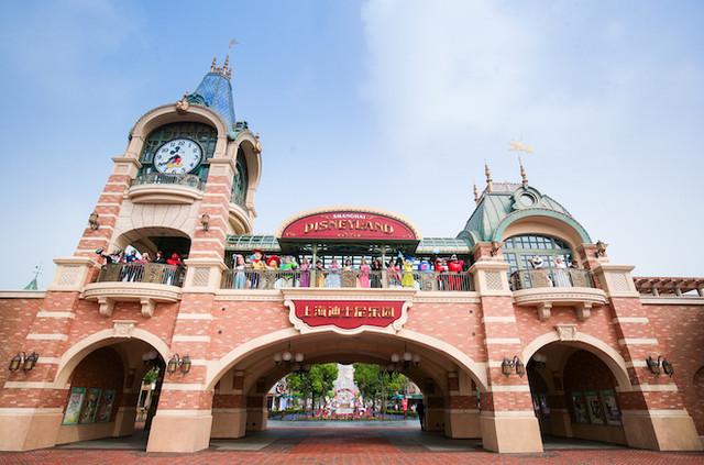 Shanghai Disney Resort en général - le coin des petites infos  - Page 9 Sd11