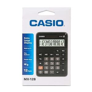 Calculator Casio MX12B