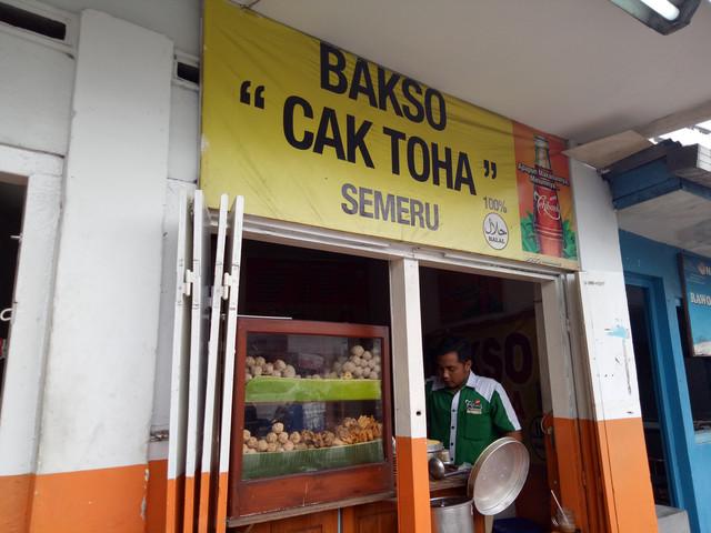 Bakso Cak Toha