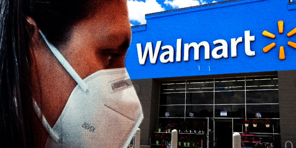Walmart Will Not Turn Away Customers Who Refuse To Wear A Face Mask…