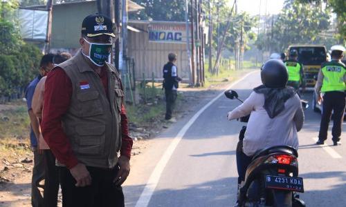Covid-19 Belum Melandai, Kota Bekasi Perpanjang PSBB hingga 2 Juli