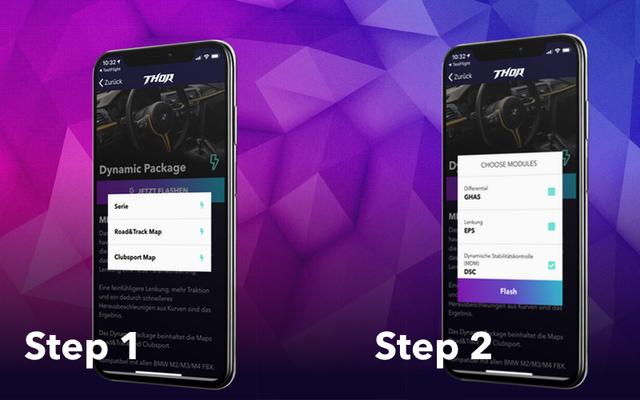 Steps-Dynamic-Mode