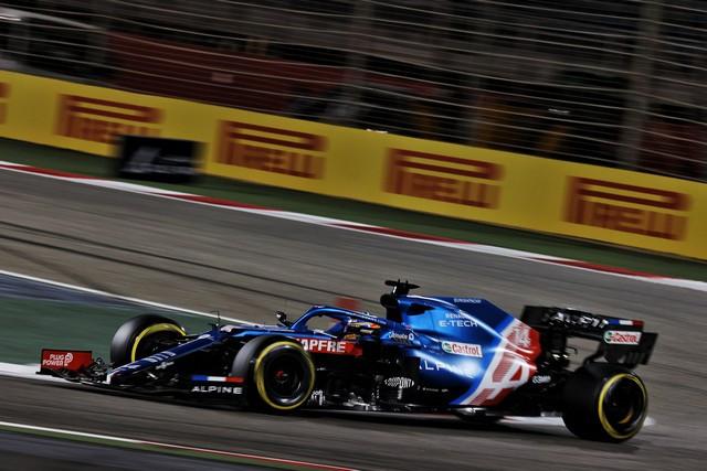 Alpine F1 Team bredouille à Bahreïn après un début de saison âprement disputé Grand-Prix-Gulf-Air-de-Bahren-2021-2