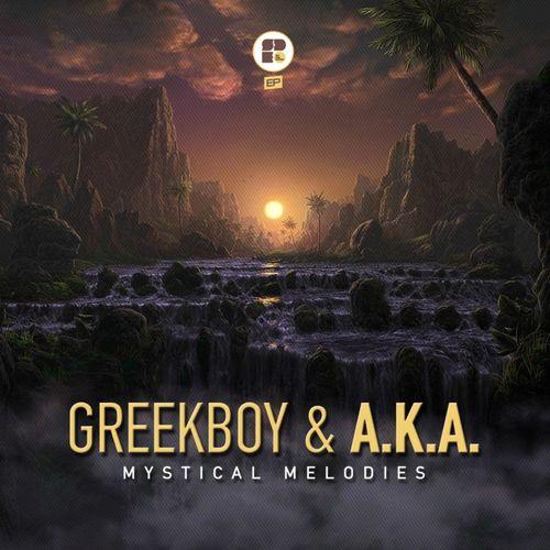 Download Greekboy & A.K.A. - Mystical Melodies mp3