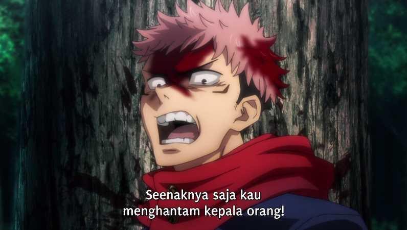 Jujutsu Kaisen Episode 15 Subtitle Indonesia