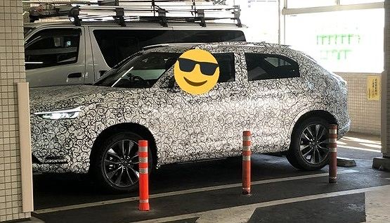 2021 - [Honda] HR-V/Vezel 66908-A50-2-C41-480-F-8-D62-DA59-FFA24919