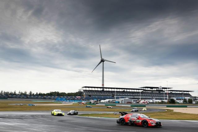 DTM – René Rast remporte le podium Audi au Lausitzring A204841-medium