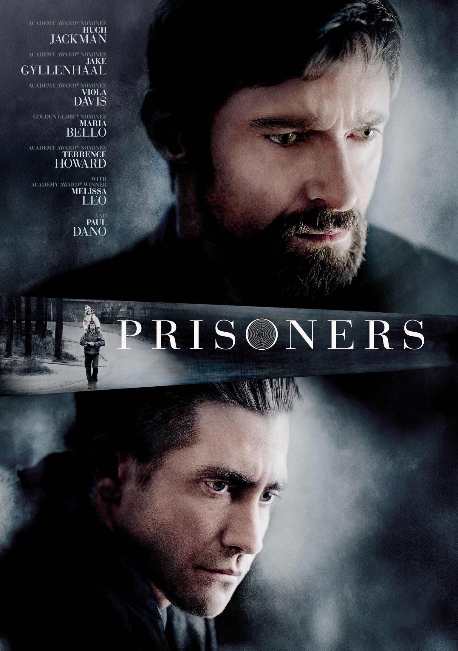 Prisoners 2013 Hindi Dual Audio 720p BluRay ESub 1.1GB | 450MB Download