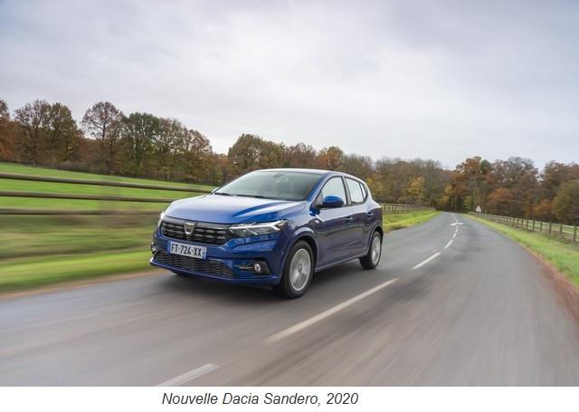Dacia, la petite marque qui voit grand 2020-Essais-presse-Nouvelle-Dacia-SANDERO