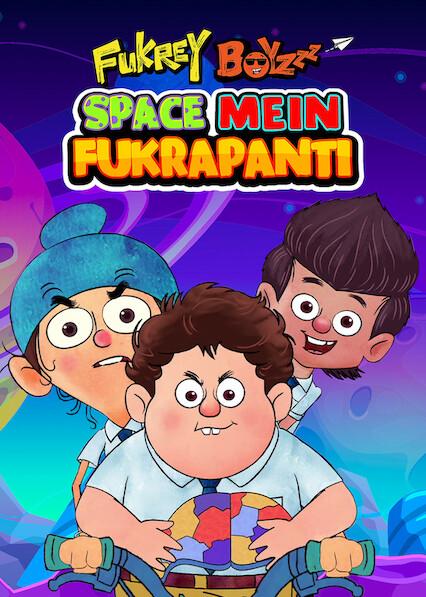 Fukrey Boyzzz: Space Mein Fukrapanti 2020 Hindi HDRip 720p Download