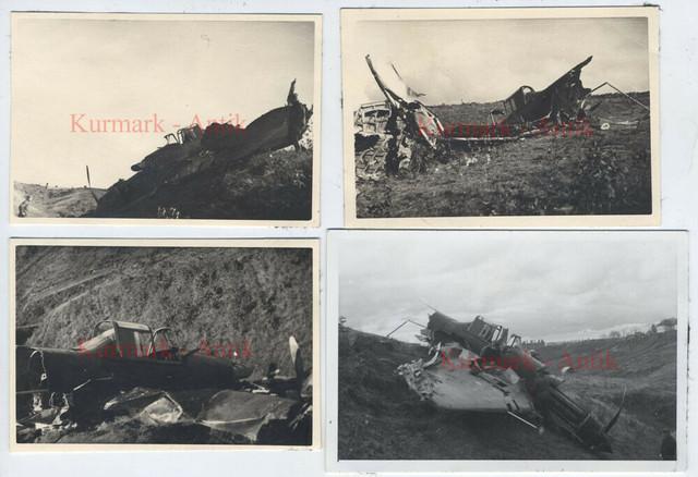 Q492-Fotos-Wehrmacht-Russland-Smolensk-Beute-Flugzeug-plane