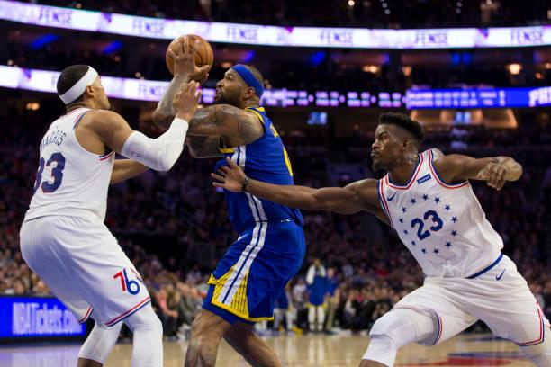 ფილადელფია სიქსერსი 117-120 გოლდენ სტეიტ უორიორსი / NBA | მიმოხილვა
