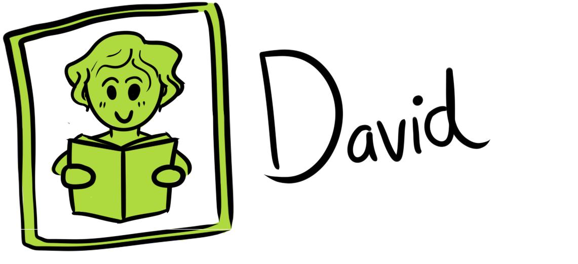 David World Book Day