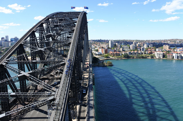 The-Exciting-of-New-South-Wales-Bridge-Climb-at-Sydney-Harbour-Bridge