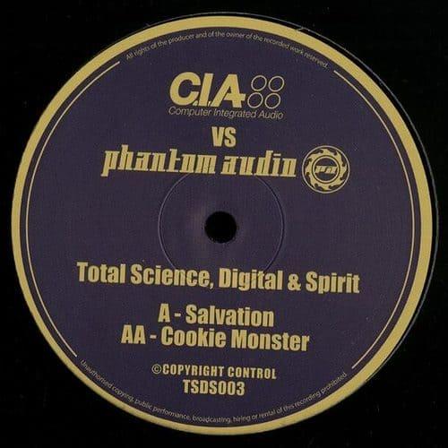 Download Total Science, Digital & Spirit - Salvation / Cookie Monster mp3