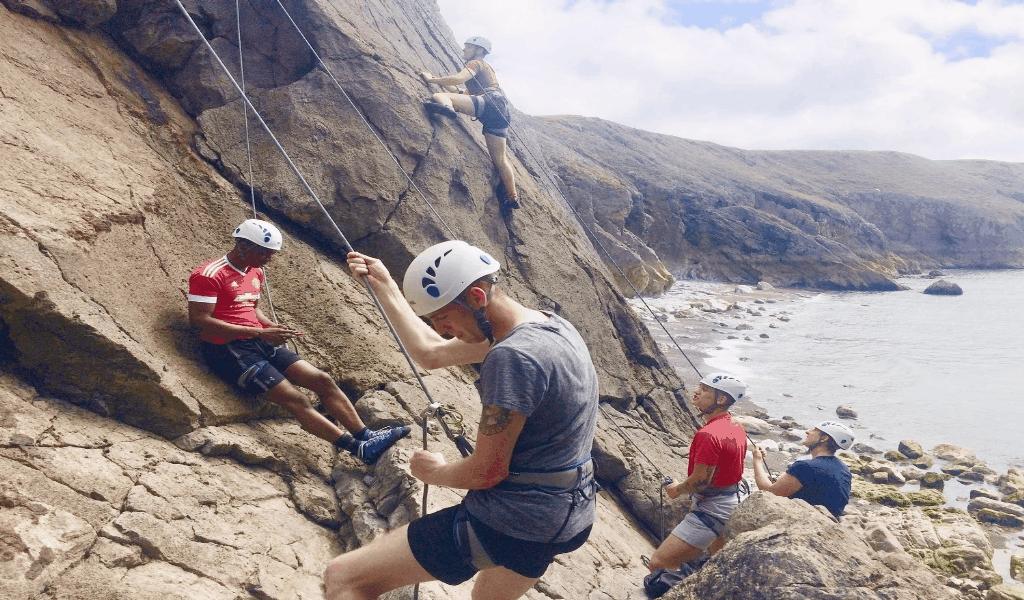 Sport Climbing Olympics